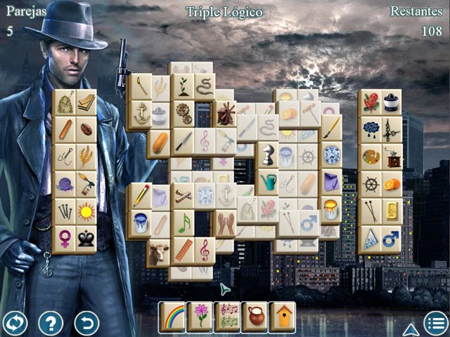 Juegos Capturas 2 World's Greatest Cities Mahjong