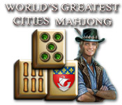 Característica De Pantalla Del Juego World's Greatest Cities Mahjong