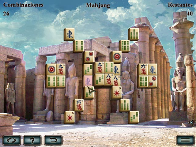 World's Greatest Temples Mahjong img