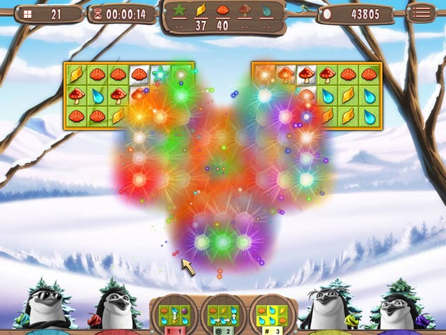 Video de Yeti Quest: Crazy Penguins
