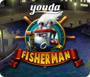Característica De Pantalla Del Juego Youda Fisherman