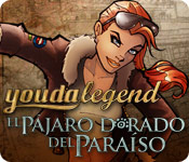 Característica De Pantalla Del Juego Youda Legend: The Golden Bird of Paradise