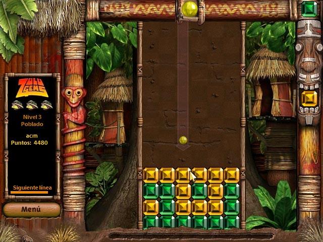Juegos Capturas 1 Zulu Gems