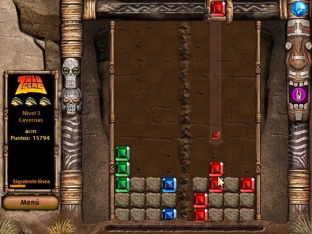 Juegos Capturas 3 Zulu Gems