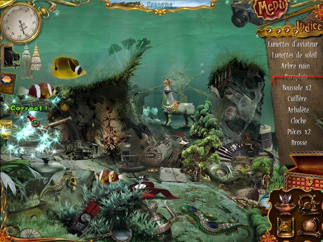 Capture D'écran Du Jeu 2 10 Jours Sous Les Mers