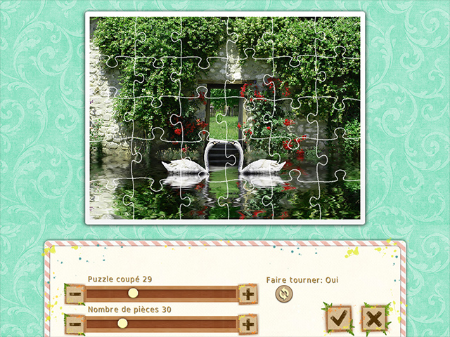1001 Jigsaw Home Sweet Home: Cérémonie de mariage img