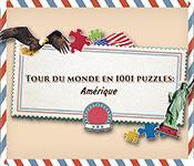 Tour du Monde en 1001 Puzzles: Amérique