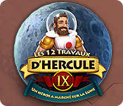 Feature Jeu D'écran Les 12 Travaux d'Hercule IX: Un Héros a Marché sur la Lune
