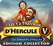 Les 12 Travaux d'Hercule V: Les Enfants d'Hellas É