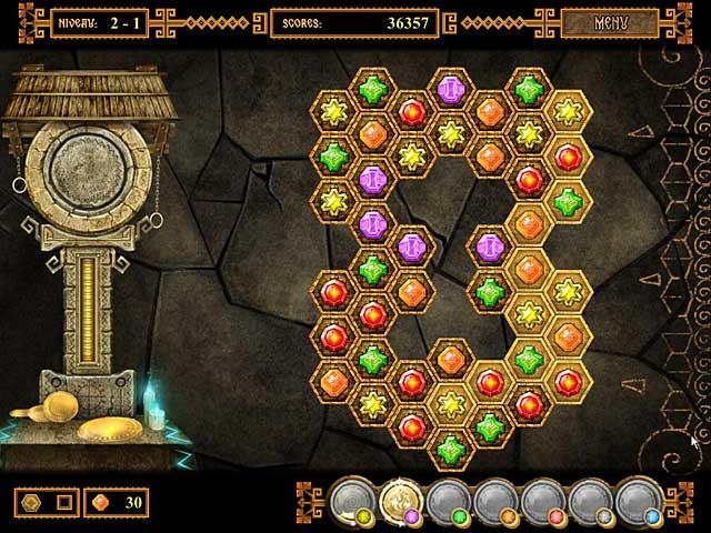 Capture D'écran Du Jeu 1 7 Gates: La Voie de Zamolxes