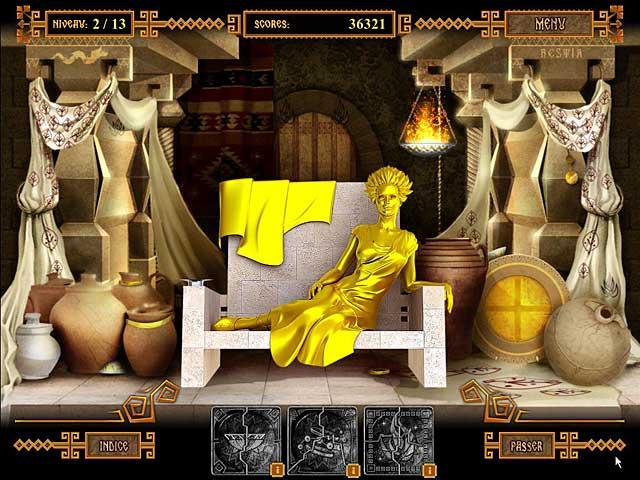 Capture D'écran Du Jeu 2 7 Gates: La Voie de Zamolxes
