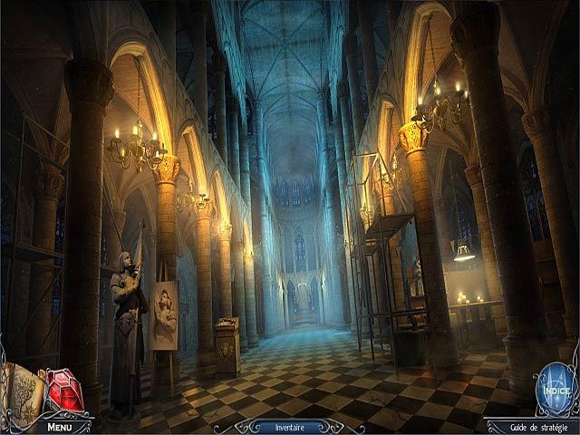 Capture D'écran Du Jeu 2 9: Les Ténèbres de Notre-Dame Edition Collector