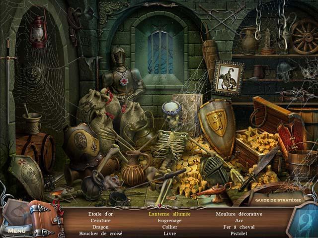 Capture D'écran Du Jeu 3 9: Les Ténèbres Edition Collector