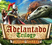 Feature Jeu D'écran Adelantado Trilogy: Book Three