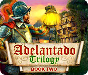 Feature Jeu D'écran Adelantado Trilogy: Book Two