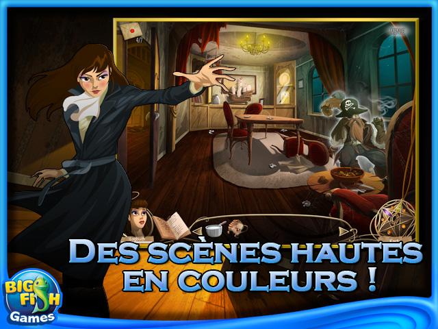 Capture d'écran de Age of Enigma: Le Secret du Sixième Fantôme