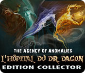 The Agency of Anomalies: L'Hôpital du Dr. Dagon Edition Collector