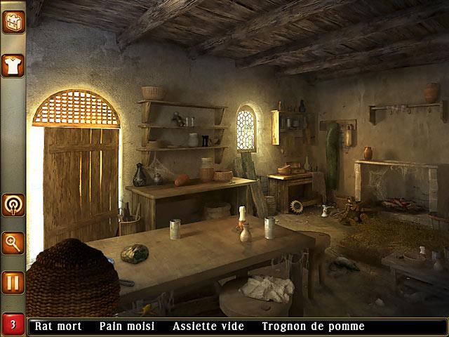 Capture D'écran Du Jeu 1 Aladin and the Wonderful Lamp: The 1001 Nights