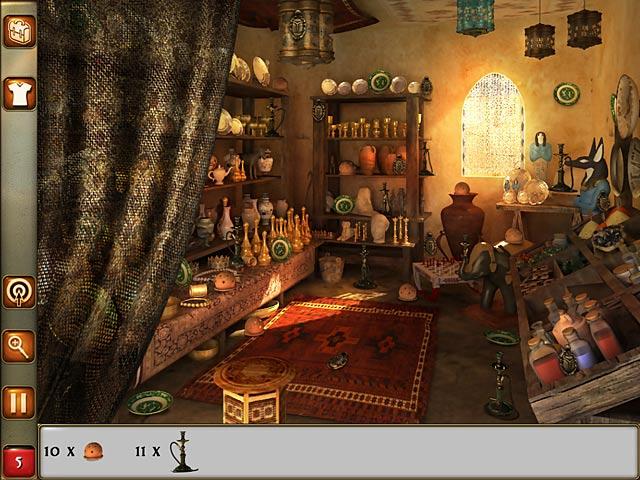 Capture D'écran Du Jeu 3 Aladin and the Wonderful Lamp: The 1001 Nights