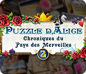 Puzzle d'Alice: Chroniques du Pays des Merveilles 2