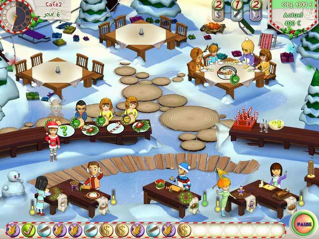 Vidéo de Amelie's Cafe: Holiday Spirit