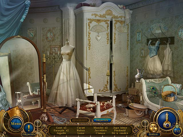 Vidéo de Amulet of Time: Intrigue à Chenonceau