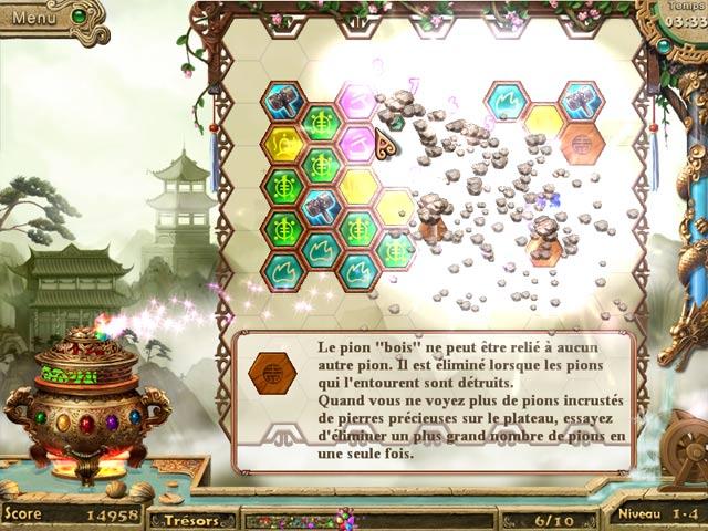 Capture D'écran Du Jeu 2 Ancient Wonderland