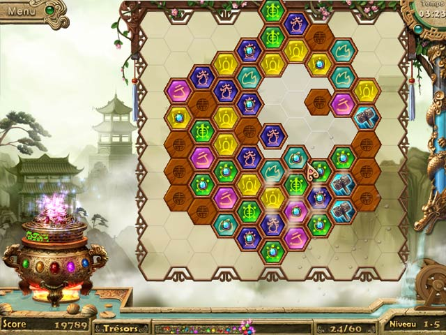Capture D'écran Du Jeu 3 Ancient Wonderland