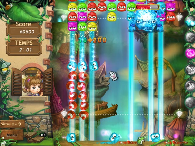Capture D'écran Du Jeu 1 Anne's Dream World