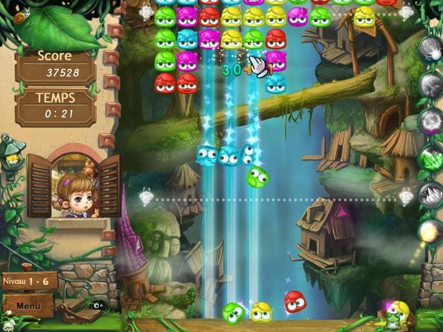Capture D'écran Du Jeu 3 Anne's Dream World