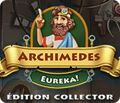 Feature Jeu D'écran Archimedes: Eureka! Édition Collector