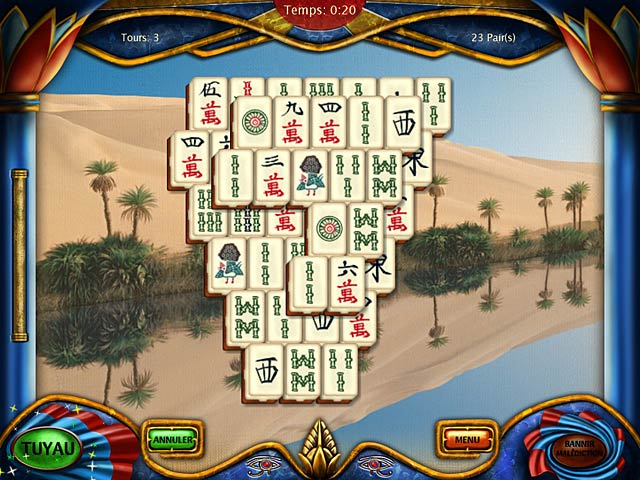 Art Mahjongg Egypt img
