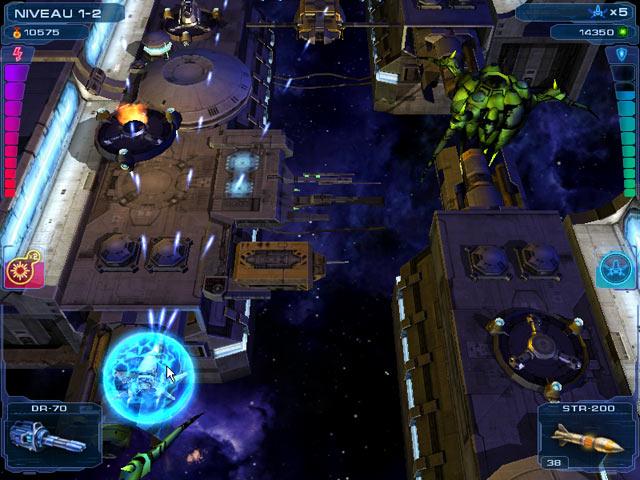 Capture D'écran Du Jeu 2 Astro Avenger 2