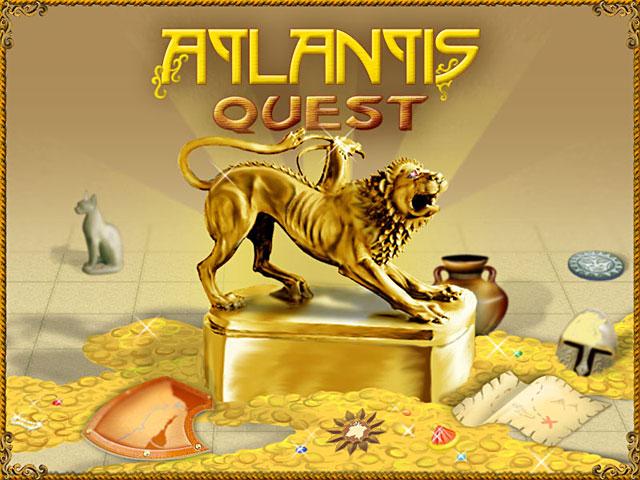 Capture D'écran Du Jeu 3 Atlantis Quest