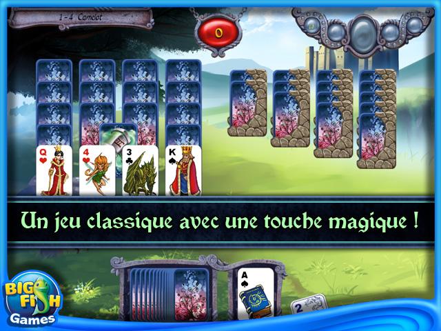 Capture d'écran de Avalon Legends Solitaire