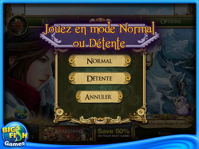 Capture d'écran de Awakening: Le Royaume Gobelin Edition Collector