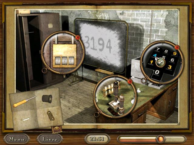 Capture D'écran Du Jeu 1 Azada