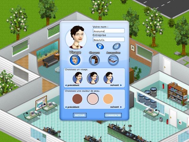 Capture D'écran Du Jeu 2 Beauty Factory