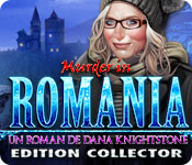 Feature Jeu D'écran Murder in Romania: Un Roman de Dana Knightstone Edition Collector