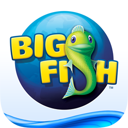 App de Jeux Big Fish