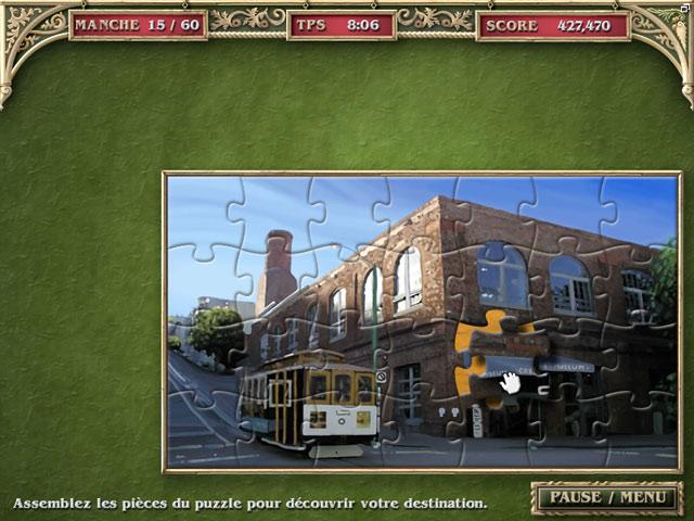 Capture D'écran Du Jeu 3 Big City Adventure - San Francisco