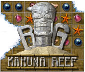 Feature Jeu D'écran Big Kahuna Reef