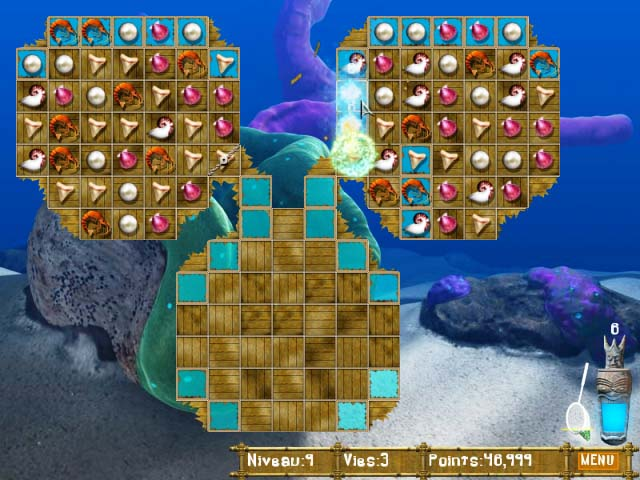 Capture D'écran Du Jeu 3 Big Kahuna Reef