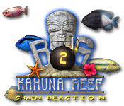 Feature Jeu D'écran Big Kahuna Reef 2 - Chain Reaction