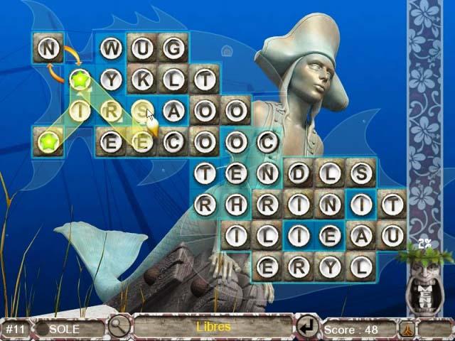 Capture D'écran Du Jeu 2 Big Kahuna Words