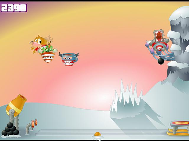Capture D'écran Du Jeu 3 Bomby Bomy