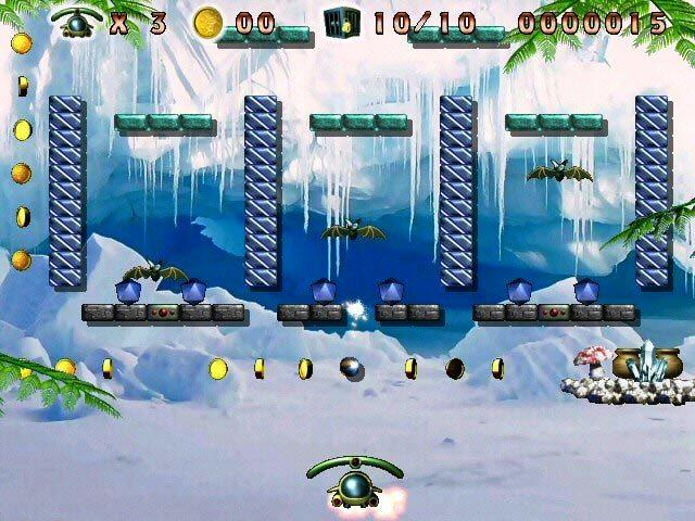 Capture D'écran Du Jeu 1 Brickquest