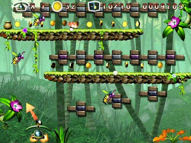 Capture D'écran Du Jeu 2 Brickquest