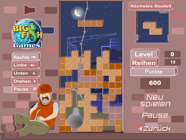 Capture D'écran Du Jeu 3 Bricktris