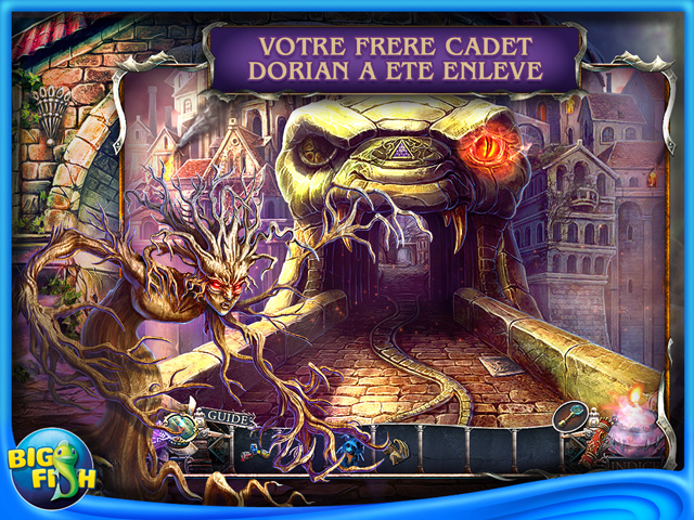 Capture d'écran de Bridge to Another World: Les Peintures Brûlées Edition Collector